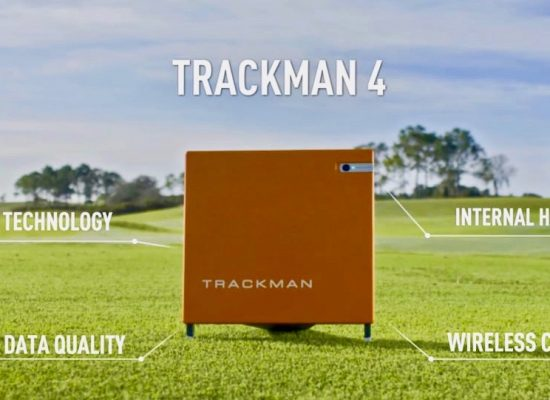 Trackman 4 Golf Academy Papendal