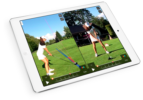 Trackman Swing Analyse - Golf Academy Papendal